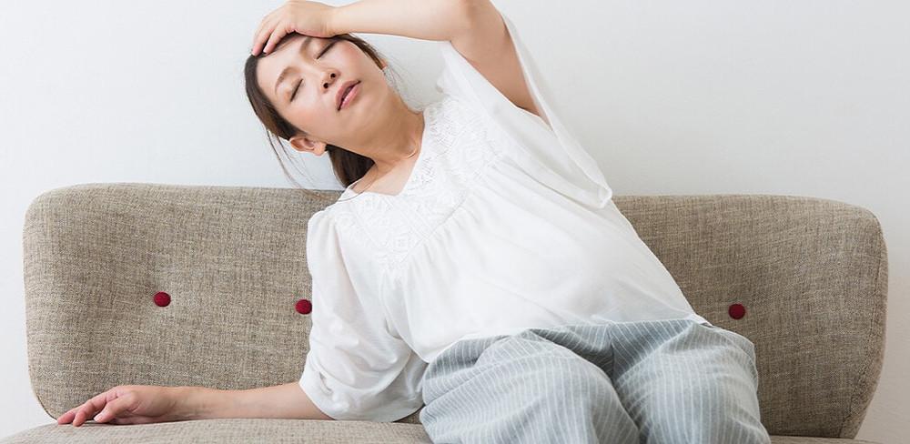 Individual with vestibular problem and dizziness in need of vestibular physiotherapy